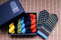 ミトンの手編みキット 8 (ラトガレ地方2)