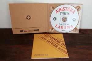 画像2: ラトビア音楽CD SVIESTS III