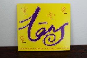 画像1: ラトビア音楽CD Lāns - Lācenes un kazenes