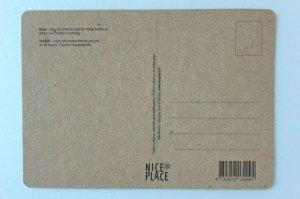 画像3: ポストカード(太陽の文様)