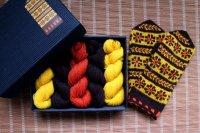 ミトンの手編みキット 6 (ヴィゼメ地方2)