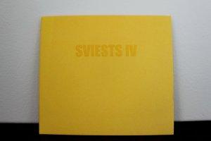 画像1: ラトビア音楽CD SVIESTS IV