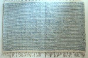 画像5: 手織りのマット B