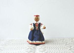画像1: ビンテージ スーベニール人形