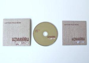 画像2: ラトビア音楽CD UZMANĪBU