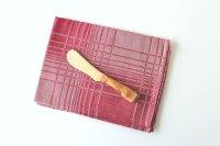 ネズの木細工のバターナイフ